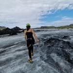 Sólheimajokull glacier hiking