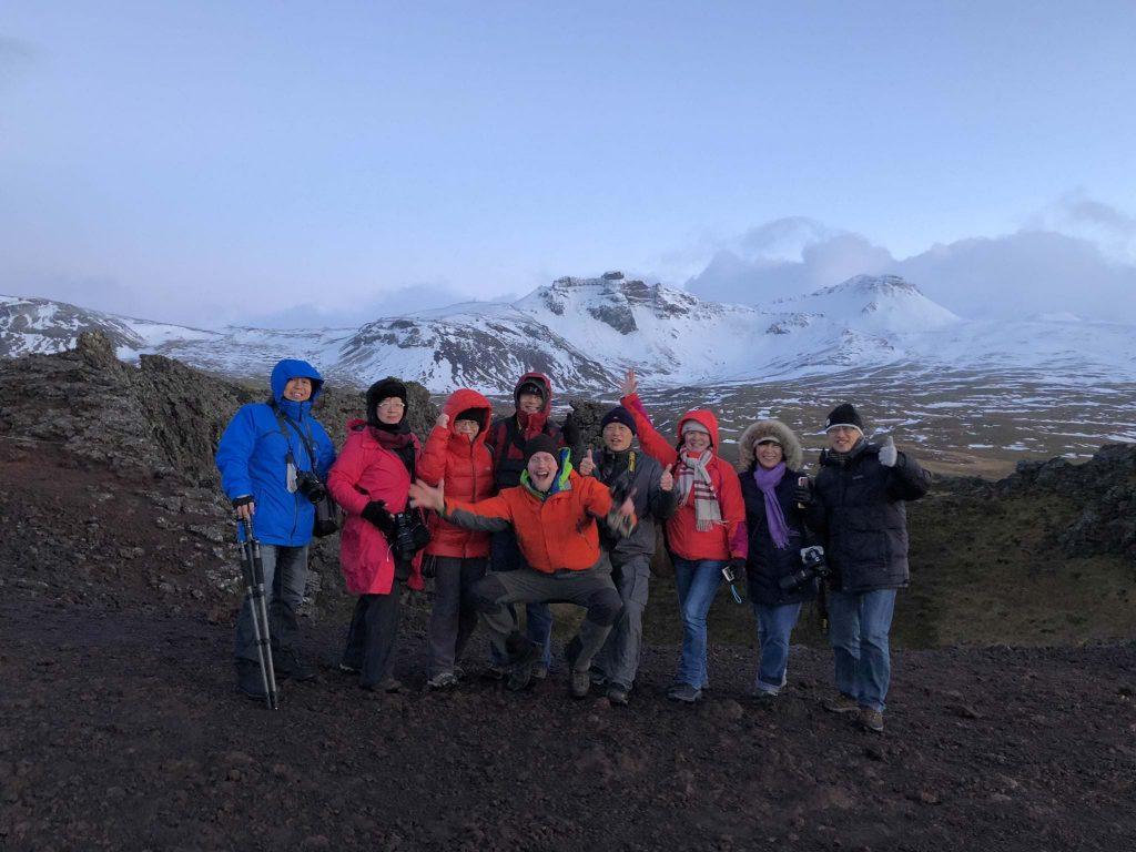 Saefellsnes group