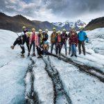 Skaftafell Glacier hiking, Southeast Iceland
