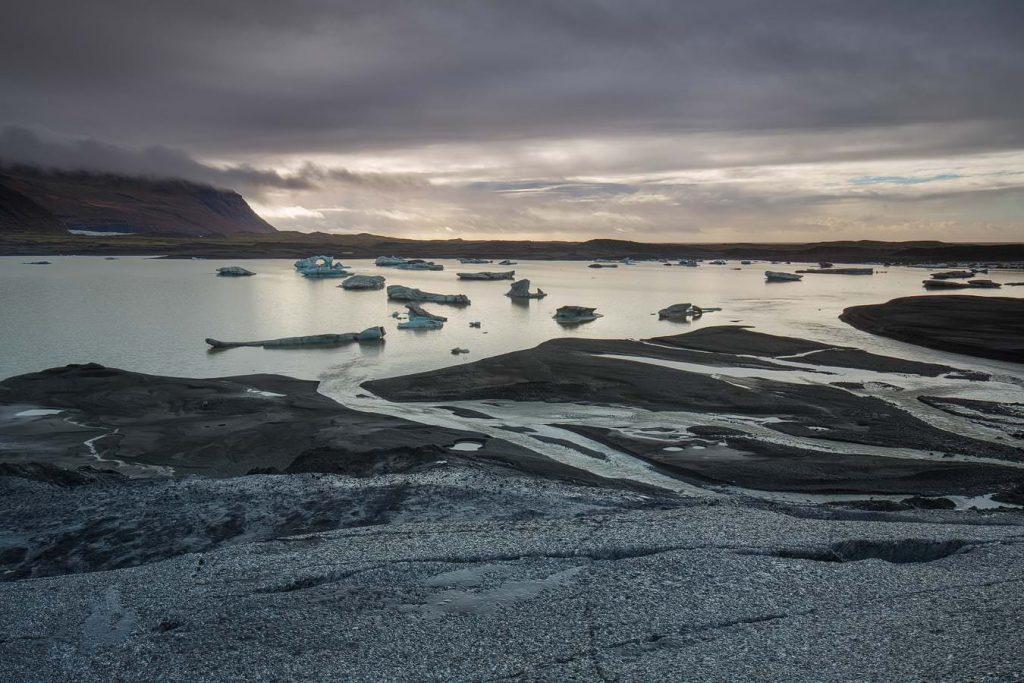 Skaftafell ice caving and glacier hike