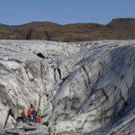 Solheimajokull -Glacier Hiking