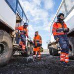 Super trucks for the glacier